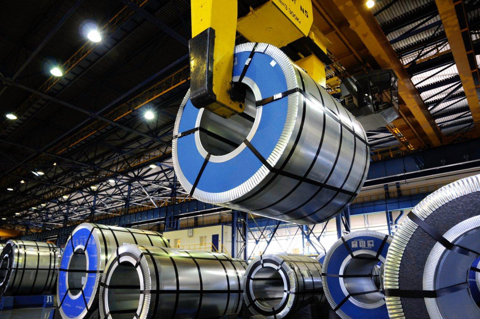 прогноз снижения спроса на сталь в РФ